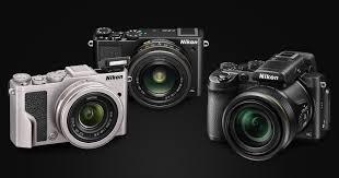 Nikon's Three Musketeers