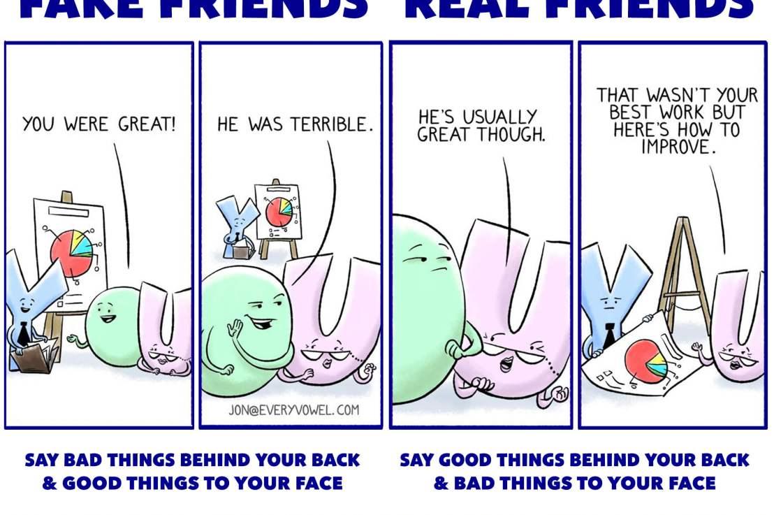 Teman Baikmu Bukanlah Teman YangBaik