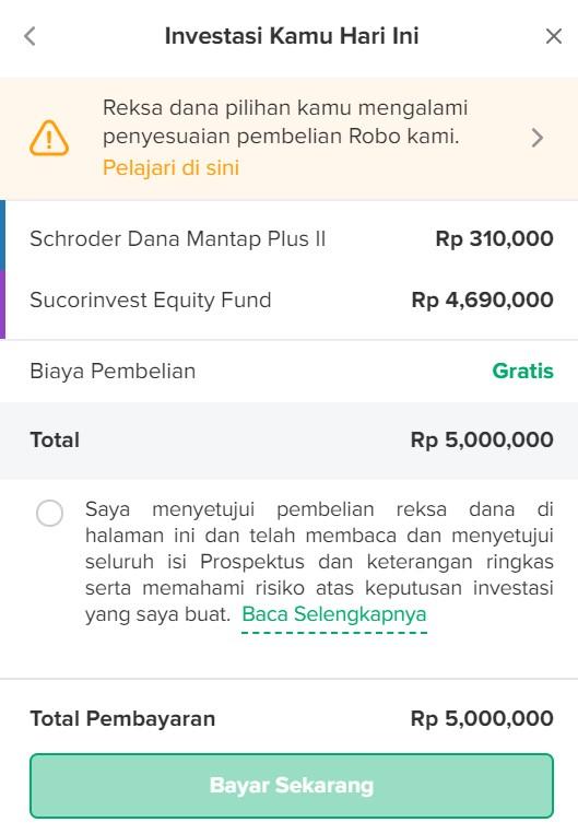 Review Bibit Reksadana Online Dengan Rekomendasi Pintar Adrian Siaril