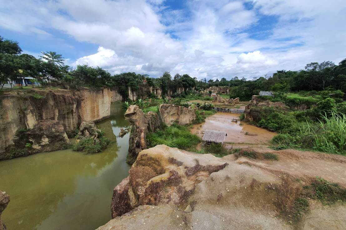 Review Taman Tebing Koja – KandangGodzilla