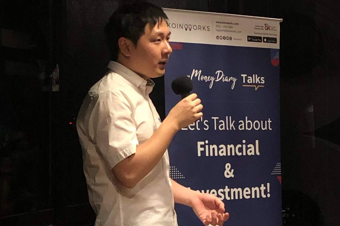 Moneydiary Talks Januari 2020 by Koinworks