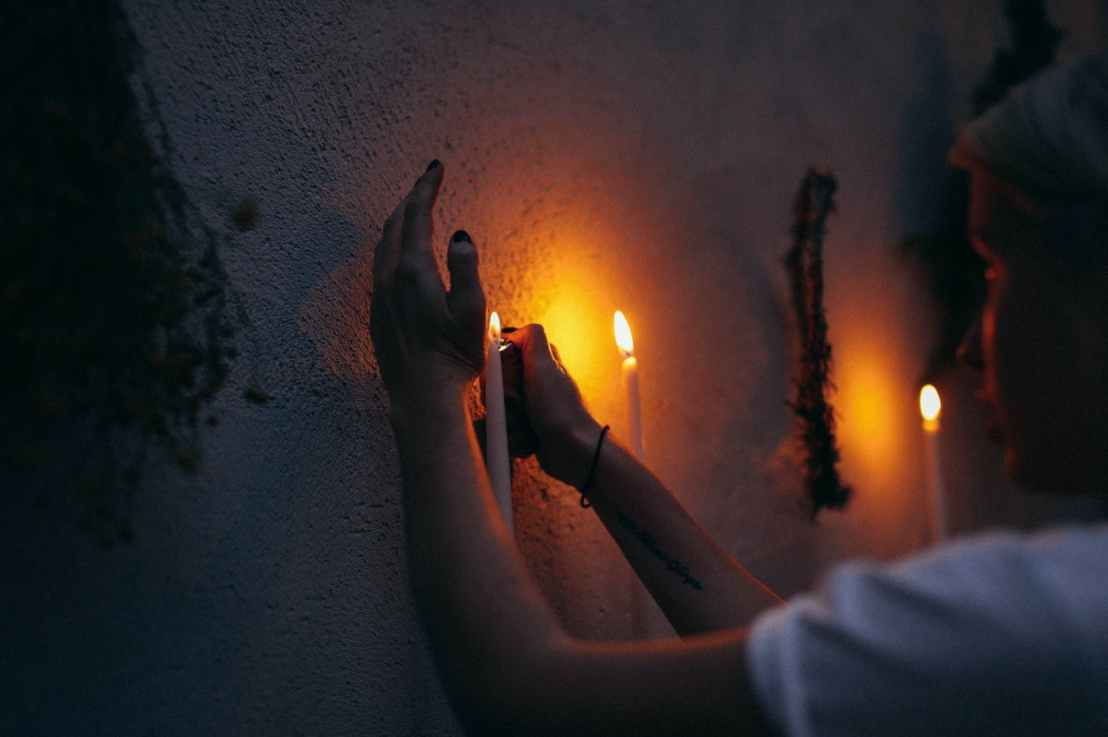 Lilin yang TakPadam